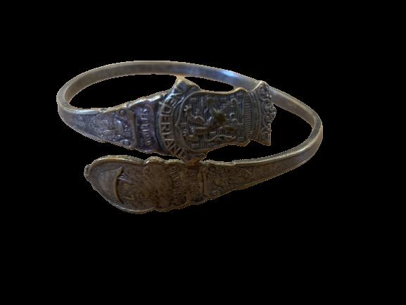 Armband met wapen Nederland Mobilisatie sept 1939 serie gehelmde soldaat