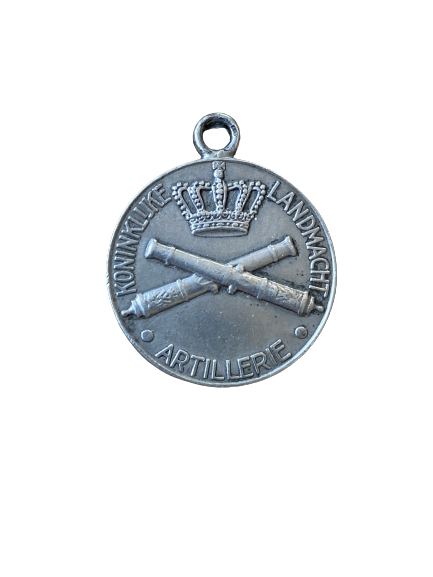 Draagmedaille Koninklijke Landmacht Artillerie Begeer penning 421