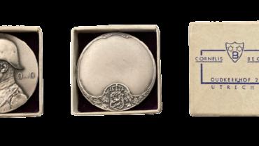Zilveren Penning O&O Mobilisatie 1939