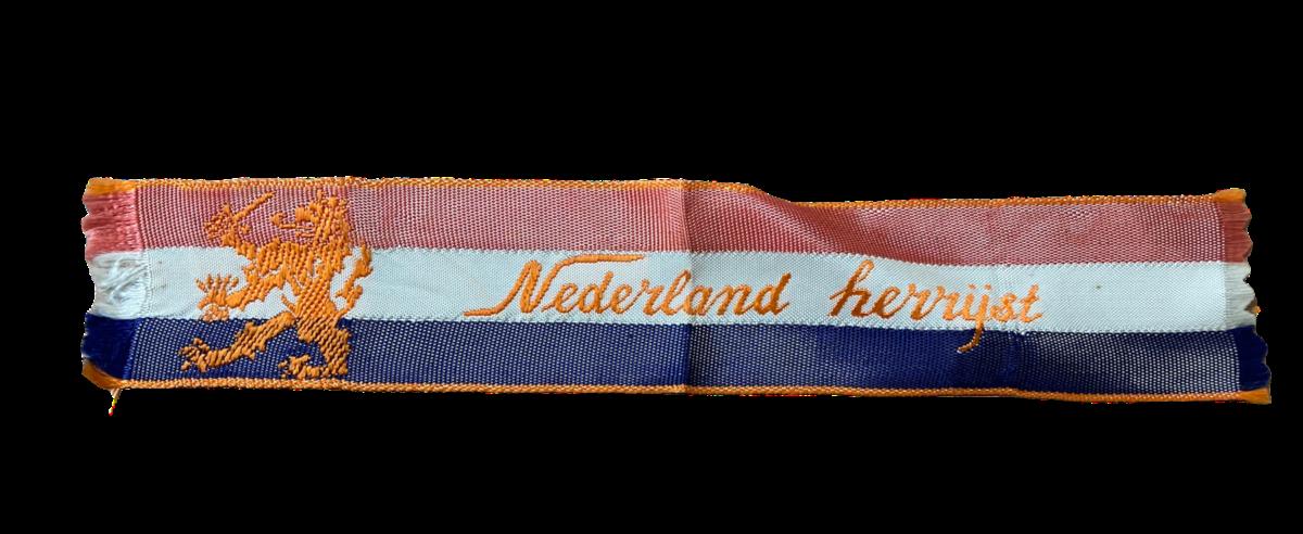 Lint Nederland Herrijst boekenlegger